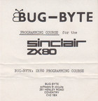 ZX80 Programming Course