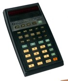 TI-SR-50 scientific pocket calculator