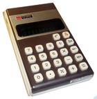 Sharp Elsimate EL-8117K Electronic Calculator