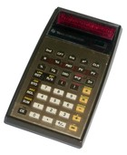 TI-42 MBA Electronic Calculator