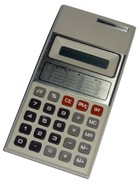 Prinztronic LCD53B Electronic Calculator
