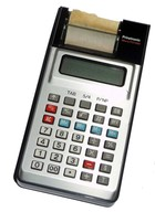 Prinztronic Micro PD1000 Calculator with printer