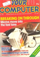 Your Computer - July 1984