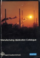 Digital - Manufacturing Application Catalogue
