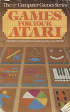 Games for your Atari