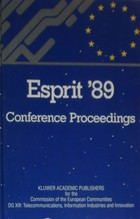 ESPRIT 89 proceedings of the 6th Annual ESPRIT Conference, Brussels,