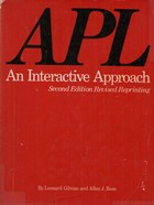 APL: An Interactive Approach