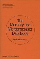 The memory and microprocessor data book for Design Engineers