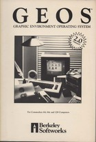 GEOS Graphic Environment Operating System Version 2.0