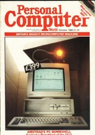 Personal Computer World - October 1986
