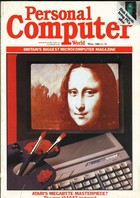 Personal Computer World - May 1986