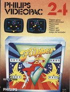 Philips Videopac 24 - Flipper Game