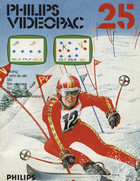 Philips Videopac 25 - Skiing