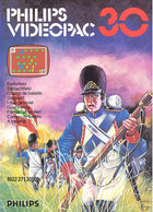 Philips Videopac 30 - Battlefield