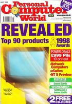 Personal Computer World - July 1998