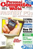 Personal Computer World - June 1998