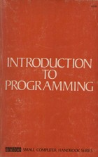 Digital Introduction to Programming for PDP-8