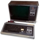 TRS-80  Microcomputer System  Model 1 Level 1