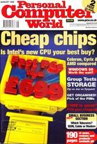 Personal Computer World - August 1998