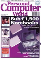 Personal Computer World - August 1993
