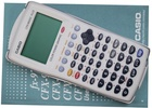 Casio CFX-9850GC Plus Calculator