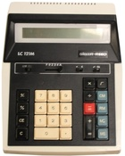 Silver-Reed LC121M Calculator