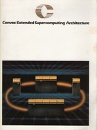 Convex Super-computing Architecture & Products