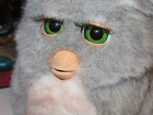 A scary view of a Furby ...