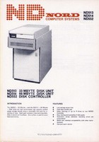 Nord ND Mbyte Disk Units
