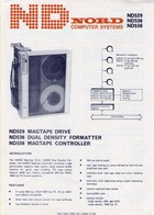 Nord ND Magtape Drive & Controller