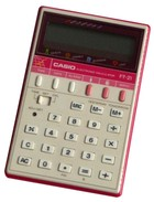 Casio FT-21 Fortune Teling Calculator