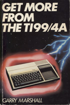 Get more from the TI99/4A