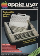 Apple User – May 1984