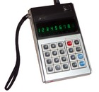 Sharp EL-811A Electronic Calculator