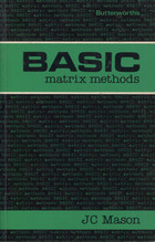 BASIC Matrix Methods