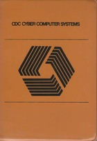 CDC Cyber Computer Systems Manuals