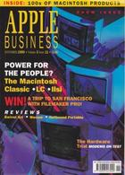 Apple Business - November 1990