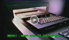ZX Spectrum Plus TV Advert - 80s