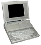 AST 386SX/20 notebook