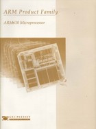 ARM610 Microprocessor Data Sheets