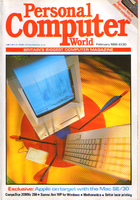Personal Computer World - February 1989