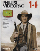 Philips Videopac 14 - Gunfighter