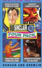 Your Sinclair No 3 Four Pack