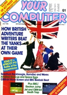 Your Computer - July 1985