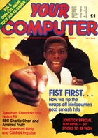 Your Computer - August 1985