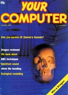 Your Computer - August 1982