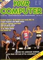 Your Computer - October 1983