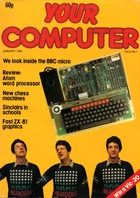 Your Computer - January 1982