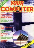 Your Computer - August 1983