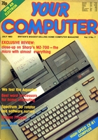 Your Computer - July 1983